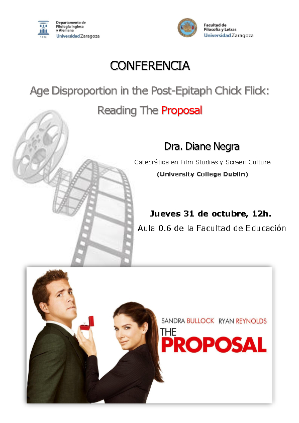 Age Disproportion in the Post-Epitaph Chick Flick: Reading The Proposal